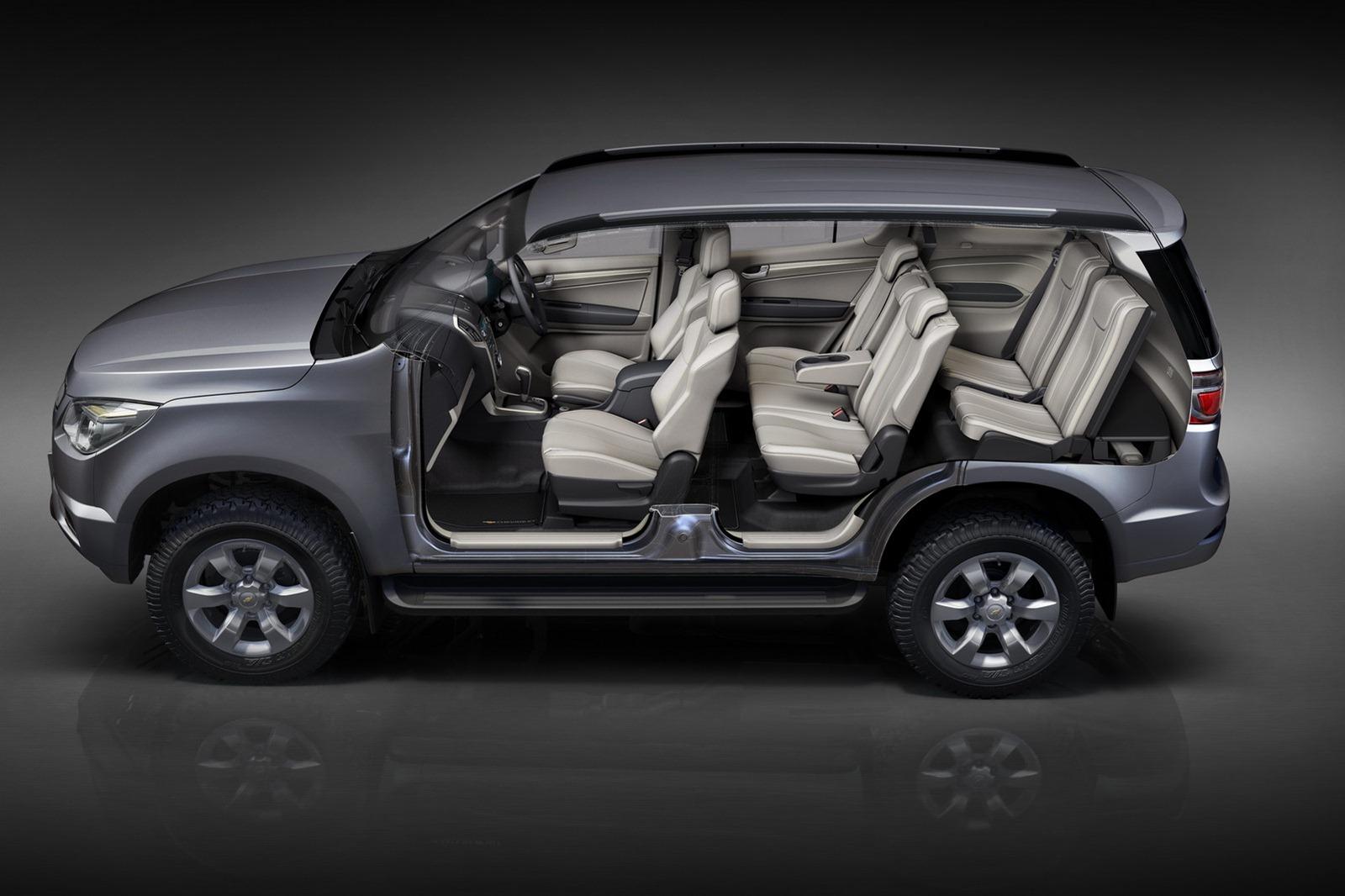 Topnotch 17 SUV - ów dla dużej rodziny - jakie auto? - Karta Dużej Rodziny IQ49
